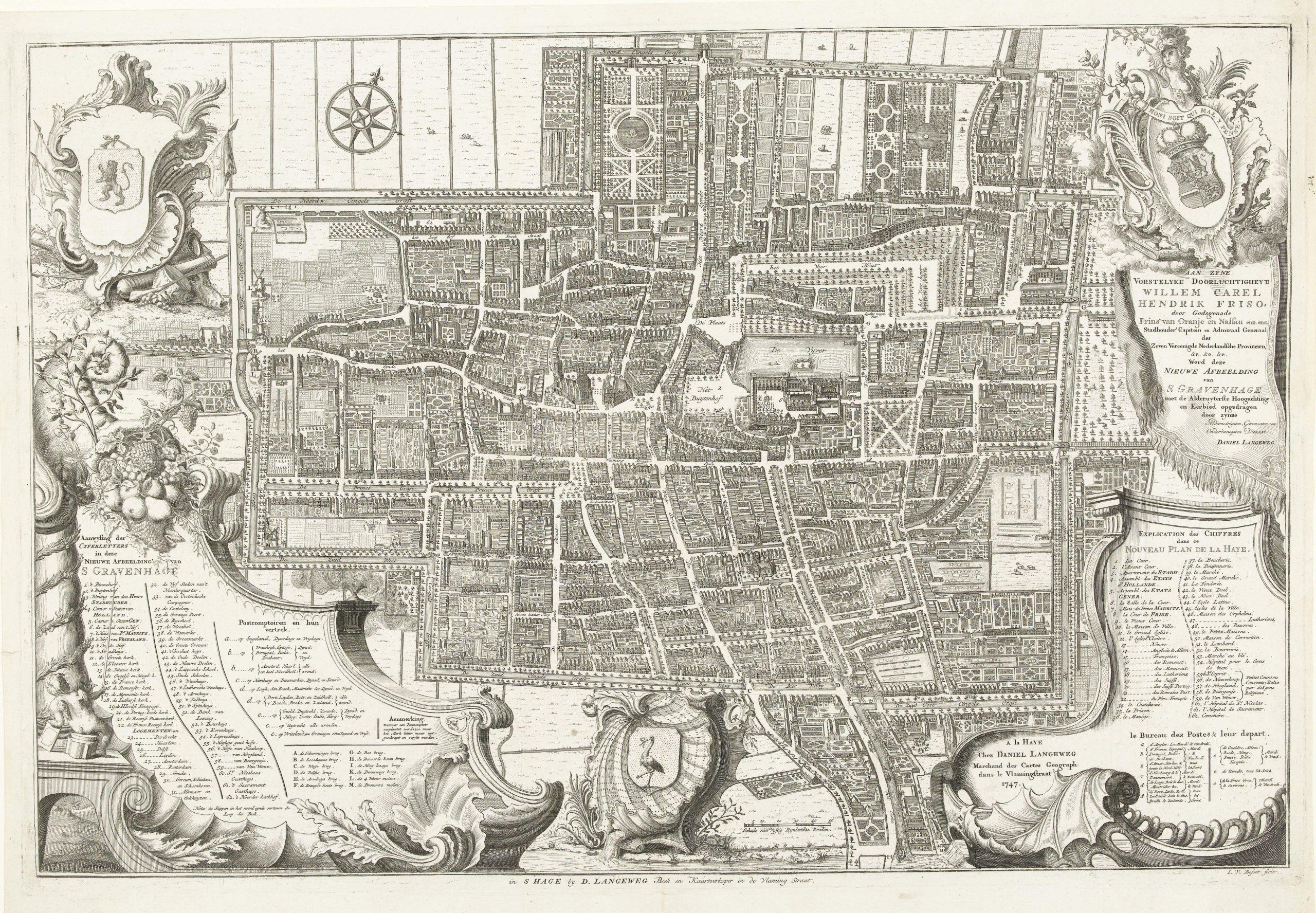 Den Haag 1747-min